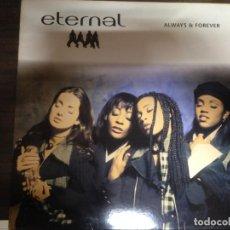 Discos de vinilo: LP DISCO VINILO ETERNAL ALWAYS AND FOREVER. Lote 227867625