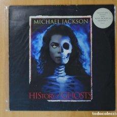 Discos de vinilo: MICHAEL JACKSON - HISTORY + GHOSTS ... MAXISINGLE VINILO MUY LIMITADO Y DIFICIL.. Lote 155824070