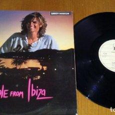 Discos de vinilo: SANDY MARTON–PEOPLE FROM IBIZA . Lote 155826366