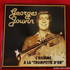 Discos de vinilo: GEORGES JOUVIN L´HOMME A LA TROMPETTE D´OR ESTUCHE CON 9 LP´S EXCELENTES. Lote 155826434