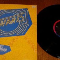 Discos de vinilo: TAVARES–IT ONLY TAKES A MINUTE . Lote 155833222