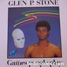 Discos de vinilo: GLEN P. STONE, GAMES PEOPLE PLAY, MAXI KEY RECORDS SPAIN 1986. Lote 155836914