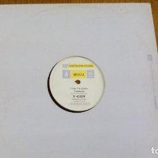 Discos de vinilo: T-COY–I LIKE TO LISTEN . Lote 155839266