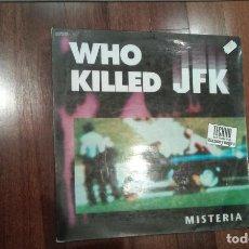 Discos de vinilo: MISTERIA-WHO KILLED JFK.MAXI. Lote 155840806