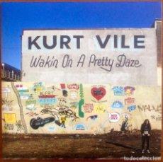 Disques de vinyle: KURT VILE - WAKIN ON A PRETTY DAZE. Lote 155842234