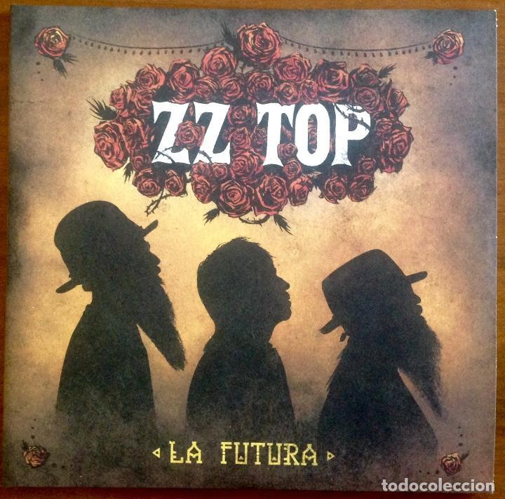 ZZ TOP - LA FUTURA (Música - Discos - LP Vinilo - Pop - Rock Extranjero de los 90 a la actualidad)