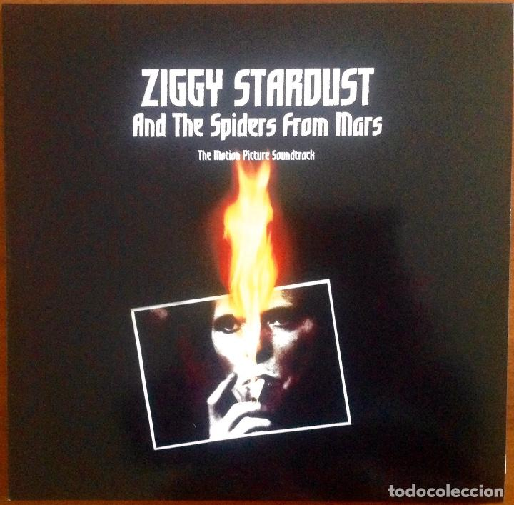 DAVID BOWIE - ZIGGY STARDUST - THE MOTION PICTURE (Música - Discos - LP Vinilo - Pop - Rock Extranjero de los 90 a la actualidad)