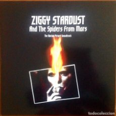 Discos de vinilo: DAVID BOWIE - ZIGGY STARDUST - THE MOTION PICTURE . Lote 155844734