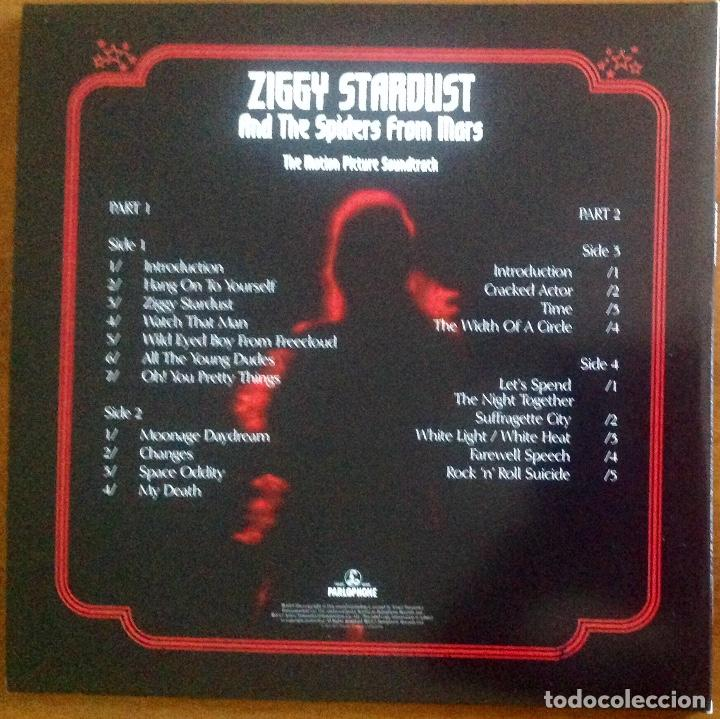 Discos de vinilo: David Bowie - Ziggy Stardust - The Motion Picture - Foto 2 - 155844734