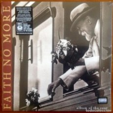 Discos de vinilo: FAITH NO MORE - ALBUM OF THE YEAR . Lote 155846958