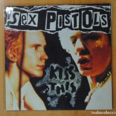 Discos de vinilo: SEX PISTOLS - KISS THIS - GATEFOLD - LP. Lote 155847681