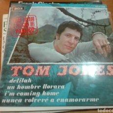 Discos de vinilo: DISCO VINILO TOM JONES. Lote 155850138