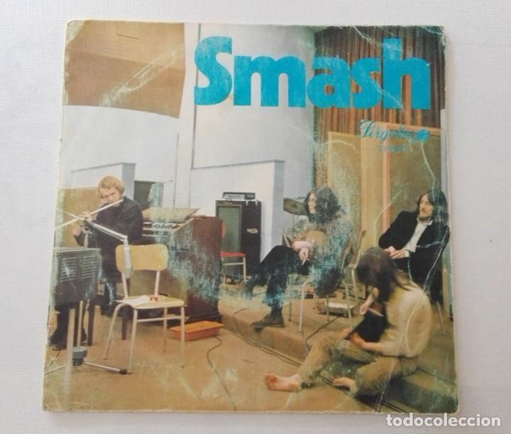 DISCO DE SMASH .PERGOLA.DE VENTA EN UN LOTE.SOLO PARA VER FOTOS DEL DISCO. (Música - Discos de Vinilo - EPs - Grupos Españoles de los 70 y 80)