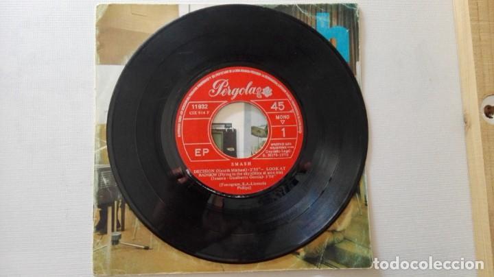 Discos de vinilo: DISCO DE SMASH .PERGOLA.DE VENTA EN UN LOTE.SOLO PARA VER FOTOS DEL DISCO. - Foto 3 - 155850818