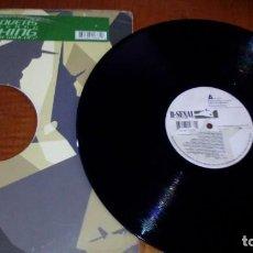 Discos de vinilo: NATURAL BORN LOVERS FEATURING MEEKHA 0. Lote 155857110