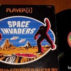Discos de vinilo: PLAYER 1 –SPACE INVADERS . Lote 155859818