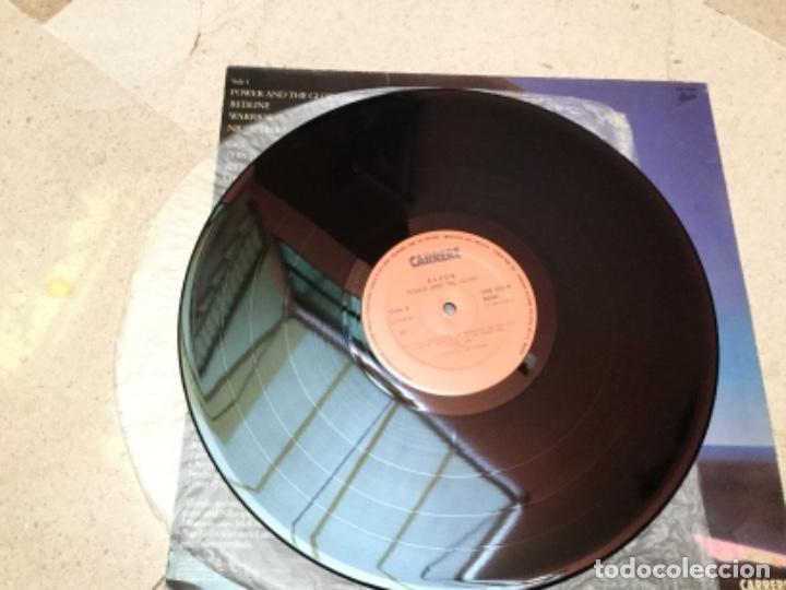 Discos de vinilo: Saxon - power and the glory - Foto 3 - 155861598