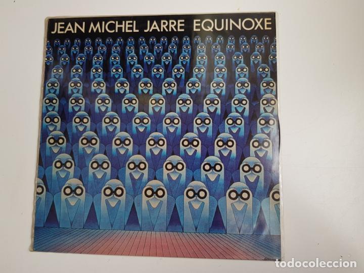 JEAN MICHEL JARRE - EQUINOXE (VINILO) (Música - Discos - LP Vinilo - Electrónica, Avantgarde y Experimental)