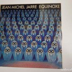Discos de vinilo: JEAN MICHEL JARRE - EQUINOXE (VINILO). Lote 155863222