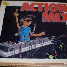 Discos de vinilo: ACTION MIX VOLUME ONE . Lote 155864054