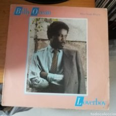 Discos de vinilo: BILLY OCEAN - LOVERBOY. Lote 155865532