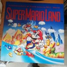 Discos de vinilo: AMBASSADORS OF FUNK - SUPER MARIO LAND. Lote 155865954
