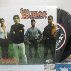 Discos de vinilo: LOS BUHOS HERES COMES THE WEEKEND + 3 EP SPAIN 1997 PDELUXE. Lote 155869346