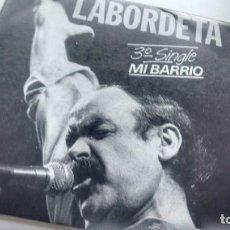 Discos de vinilo: SINGLE (VINILO) DE LABORDETA AÑOS 80. Lote 155881902