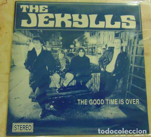 Discos de vinilo: The Jekylls – The Good Time Is Over - SINGLE 1992 - GARAGE ROCK - Foto 1 - 155887934