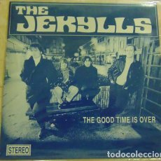Discos de vinilo: THE JEKYLLS – THE GOOD TIME IS OVER - SINGLE 1992 - GARAGE ROCK. Lote 155887934