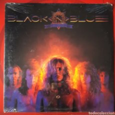 Discos de vinilo: BLACK 'N BLUE - LP IN HEAT EDICIÓN USA 1988 PRECINTADO TOMMY THAYER KISS. Lote 155896077