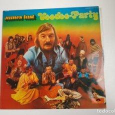 Discos de vinilo: JAMES LAST - VOODOO-PARTY (VINILO). Lote 155896186