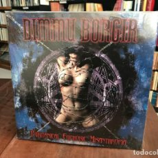 Discos de vinilo: PURITANICAL EUPHORIC MISANTHROPIA - DIMMU BORGIR. Lote 155905958