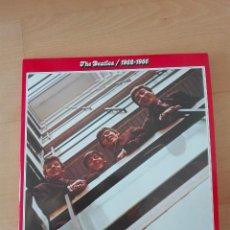 Discos de vinilo: THE BEATLES 1962 - 1966 DOBLE ÁLBUM COMO NUEVO. Lote 155909450