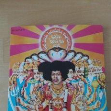 Discos de vinilo: THE JIMI HENDRIX EXPERIENCE AXIS BOLD AS LOVE LP. Lote 155910654