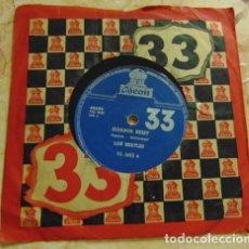 Discos de vinilo: LOS BEATLES - ELEANOR RIGBY / YELLOW SUBMARINE - ODEON URUGUAY 33 RPM. Lote 155911762