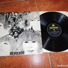 Discos de vinilo: THE BEATLES REVOLVER LP VINILO DEL AÑO 1965 UK PARLOPHONE MONO PMC 7009 XEX605 XEX606 MUY RARO. Lote 155932030