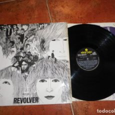 Discos de vinilo: THE BEATLES REVOLVER LP VINILO DEL AÑO 1965 ARGENTINA ODEON POPS JOHN LENNON PAUL MCCARTNEY MUY RARO. Lote 202951730