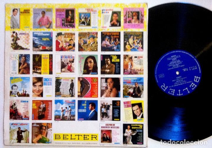 Discos de vinilo: VARIOS - 2º Festival De La Canción Infantil De T.V.E. - Los Gritos, Marco, Alicia Granados...- LP - Foto 2 - 155941762