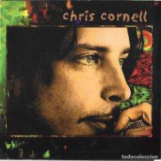 Discos de vinilo: CHRIS CORNELL (SOUNDGARDEN): FLUTTER GIRL / SUNSHOWER. RARÍSIMO PROMOCIONAL U.S.A. VINILO VERDE. Lote 155944574