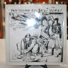Discos de vinilo: ROLLING STONES - WELLCOME TO NEW YORK - THE SWINGIN PIG RECORDS 1989. Lote 155951506