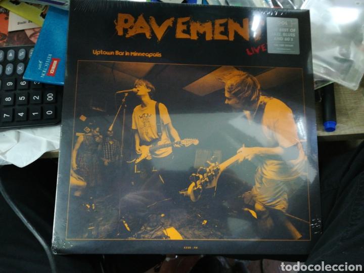 PAVEMENT LP LIVE AT UPTOWN BAR IN MINNEAPOLIS 1992 PRECINTADO (Música - Discos - LP Vinilo - Pop - Rock Extranjero de los 90 a la actualidad)