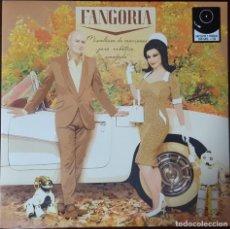 Discos de vinilo: FANGORIA...MISCELÁNEA DE CANCIONES PARA ROBOTICA AVANZADA.(DRO 17 FEB 2017.) SPAIN. Lote 155965838
