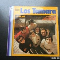 Discos de vinilo: LO MEJOR DE LOS TAMARA . Lote 155973846