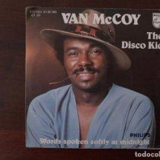 Discos de vinilo: VAN MCCOY ?– THE DISCO KID SELLO: PHILIPS ?– 61 05 905 FORMATO: VINYL, 7 , 45 RPM, SINGLE . Lote 155974474