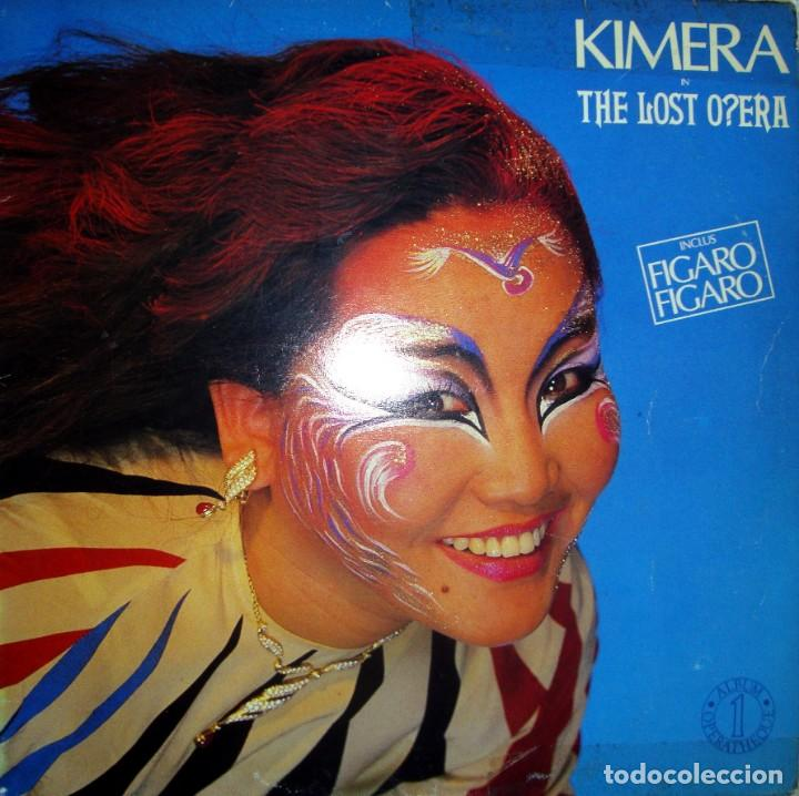 KIMERA. THE LOST OPERA. (Música - Discos - LP Vinilo - Disco y Dance)
