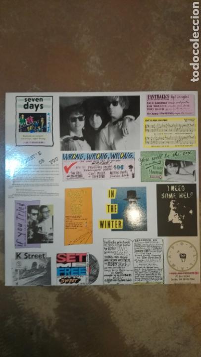 Discos de vinilo: Fastbacks–...And His Orchestra . Lp vinilo 1987. Canadá. Buen estado. - Foto 2 - 155982741