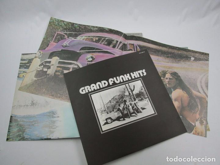 Discos de vinilo: VINILO EDICIÓN JAPONESA DEL LP DE GRAN FUNK RAILROAD - GRAND FUNK HITS - Foto 6 - 155987986