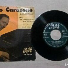 Discos de vinilo: MUSICA SINGLE: RENATO CAROSONE. SELECCION Nº 4 (ABLN) . Lote 155988254
