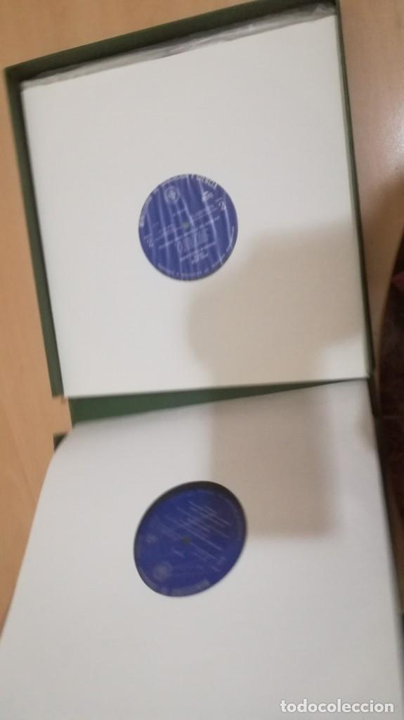 Discos de vinilo: antologia historica de la música - Ministerio de Educación y Ciencia - 2 discos en 2 cajas de 10 - - Foto 14 - 155998454